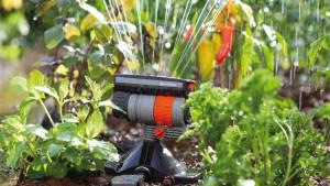 víztakarékos öntözőrendszer